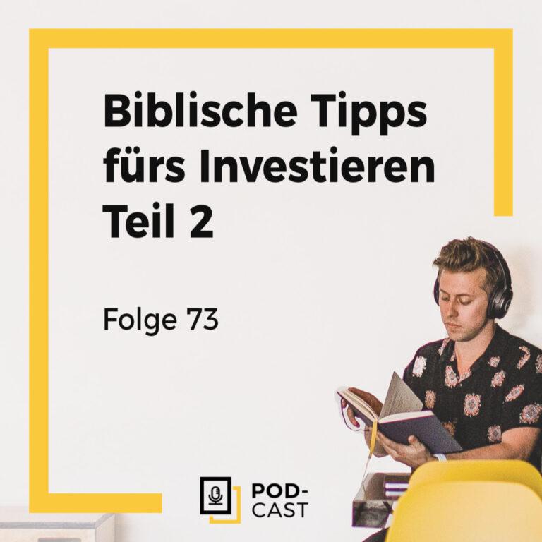 12 biblische Anlagetipps   Teil 2 (073)